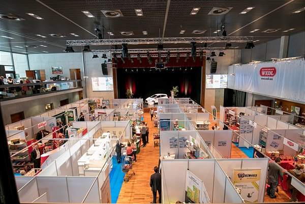 Die WEDL Messe in Zell am See