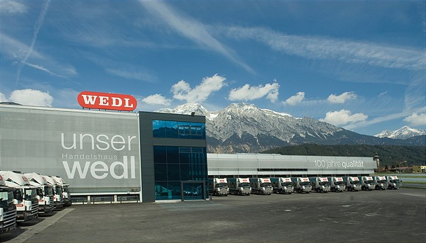 WEDL Hausmesse am 31.3. - 2.4.2020 in Villach