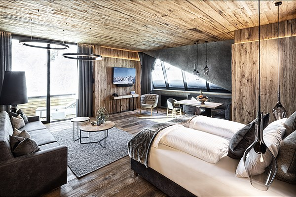 Neu in der Skiregion Hochzillertal-Kaltenbach: Funkelnde Mountain Lofts