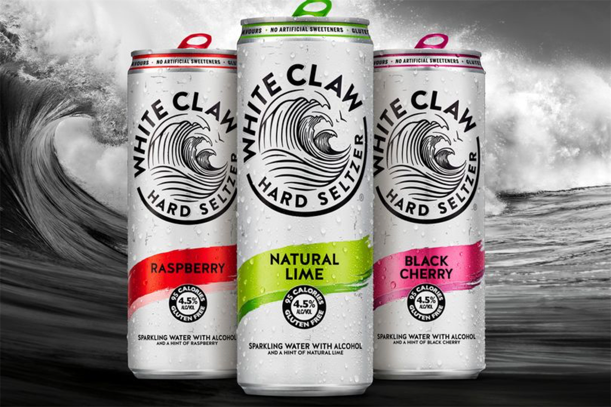 White Claw Visual
